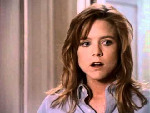Courtney Thorne-Smith - Wearing Shirt with No Pants
