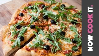 How To Make The Perfect Pizza At Home!   Now Cook It by SORTEDfood