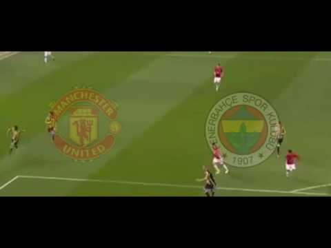 Manchester United vs Fenerbahce 4-1 All Goals HD ~ Europa League 20/10/2016