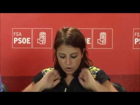 La reforma electoral no tiene nada de regeneración democrática y el PSOE no se va a sentar a negociar con el PP
