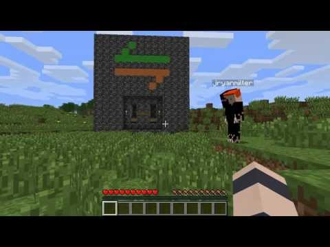 minecraft - Today we help SethBling introduce his new game idea, Death Swap. The schematic can be dropped into any minecraft world and it allows 2 players to swap locati...