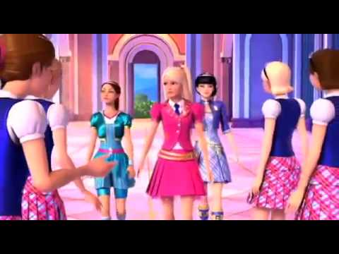 BARBIE™  Princess Charm School MusicVideo  You Can Tell She's a Princess
