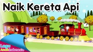 NAIK KERETA API | Lagu Anak Indonesia Video