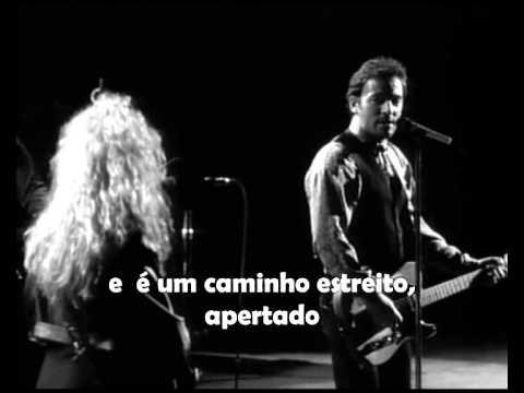 Bruce Springsteen - Tougher Than The Rest - legendas pt - legendado.