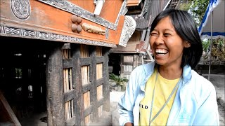 Samosir Indonesia  City pictures : Traditional House of BATAK TOBA - Samosir Island, North Sumatra, INDONESIA