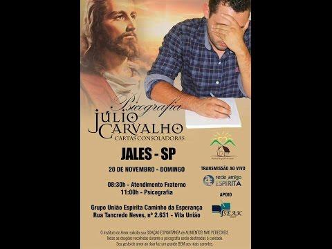 JÚLIO CARVALHO EM JALES MENSANGENS