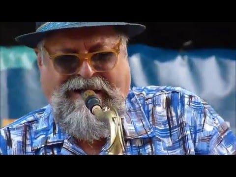 Joe Lovano @ Charlie Parker Jazz Festival 2015