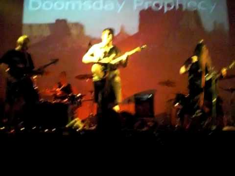 "Doomsday Prophecy ""When all light dies"" im Rockster// Köthen"