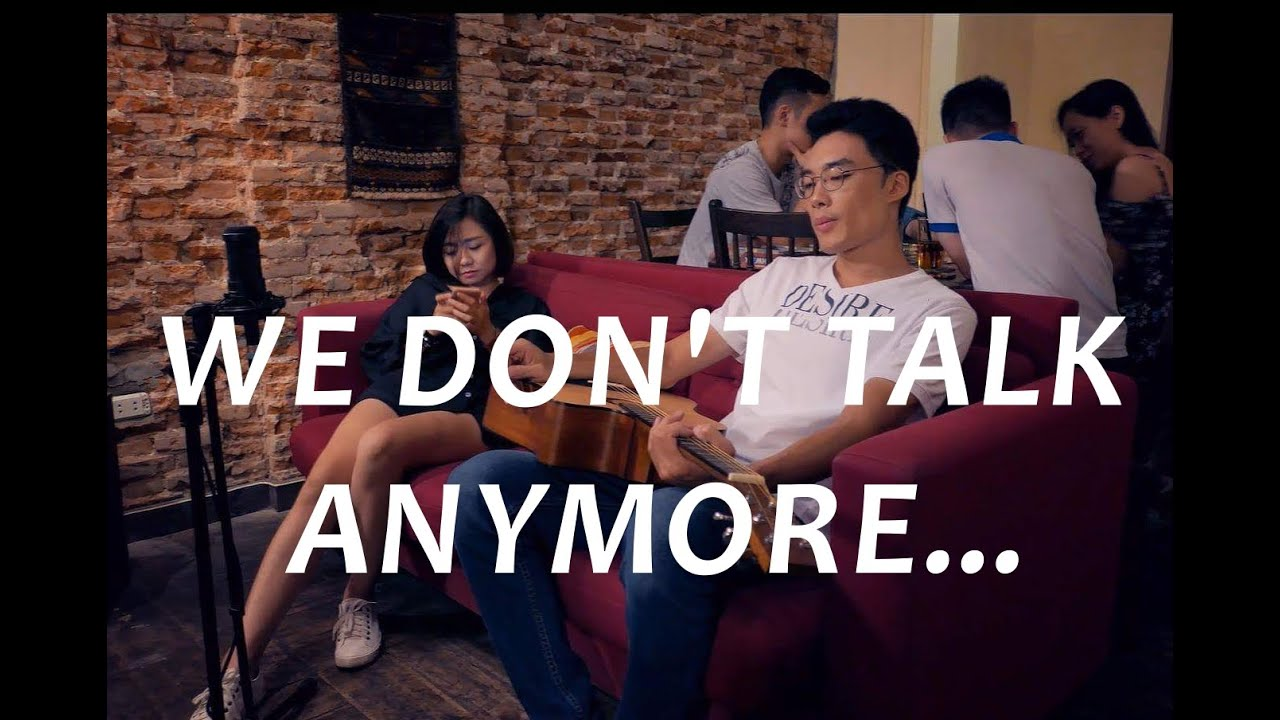 We Don't Talk Anymore (Acoustic Cover) – Minh Mon feat. Thuy Tet – [Charlie Puth]
