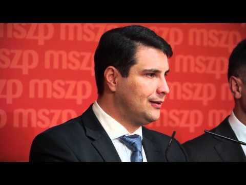 Horváth Csaba az MSZP főpolgármester-jelöltje