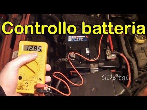 Controllo stato batteria e consigli pratici per mantenerla carica