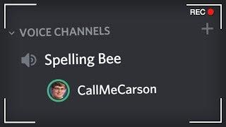 Video I rigged a Discord Spelling Bee... MP3, 3GP, MP4, WEBM, AVI, FLV Juni 2019