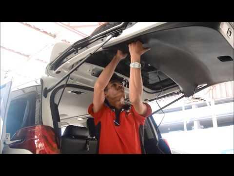 ACCESSSORIES TOYOTA ALPHARD BY R-STYLE (видео)