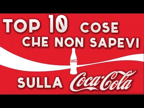 10 cose che non sapevi sulla coca-cola