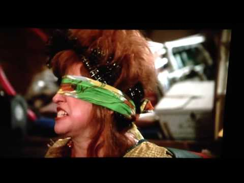 "Bette Midler ""Jesus Christ, It Smells Like A Toilet In Here!"" Ruthless People 1986"