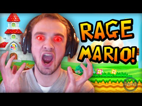 Mario - UNFAIR MARIO... REALLY IS UNFAIR! :( ○ Impossible Game - http://youtu.be/vO7EWkoFqGg ○ Ali-A Googles Himself... - http://youtu.be/n9Wnged4K4I UNFAIR MARIO... It's Mario... but not as you...
