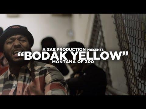 Bodak Yellow Remix