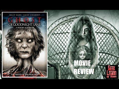 GHOST OF GOODNIGHT LANE ( 2014 Billy Zane ) Horror Movie Review
