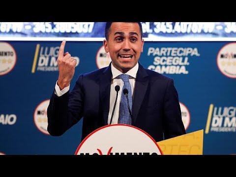 Ιταλία: Προεκλογική… κυβέρνηση από το Κίνημα 5 Αστέρων
