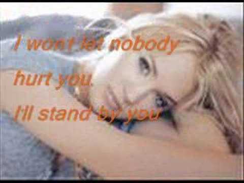 Video Carrie Underwood- I'll Stand By You With Lyrics!! download in MP3, 3GP, MP4, WEBM, AVI, FLV January 2017
