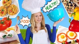 How to Cook Healthy Food!