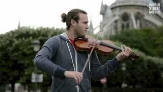 Paris Street Music : AVE MARIA (Bach/Gounod) HD