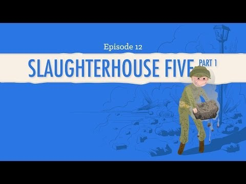 Aliens, Time Travel, and Dresden -Slaughterhouse-Five Part I: Crash Course Literature 212