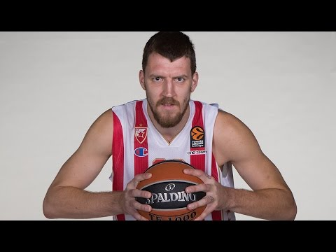 Turkish Airlines EuroLeague MVP for January: Ognjen Kuzmic, Crvena Zvezda mts Belgrade