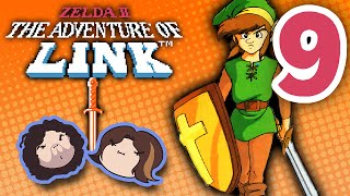 Zelda II: The Adventure of Link: Time Out - PART 9 - Game Grumps