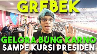 Video GREBEK GBK Sampe KURSI PRESIDEN 😍🇲🇨 Bangga! MP3, 3GP, MP4, WEBM, AVI, FLV Mei 2019