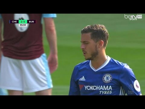 Chelsea 3-0 Burnley All Goals and Highlights | EPL 2016\2017 [27/8/2016] HD