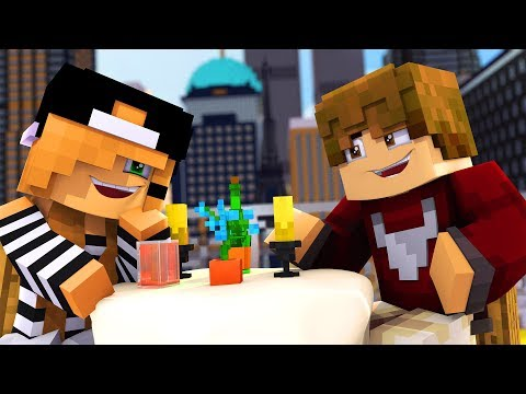 JAY & BETH GO ON A DATE! - Parkside University [EP.36] Minecraft Roleplay (видео)