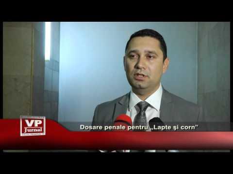 """Dosare penale pentru """"Lapte si corn"""""""