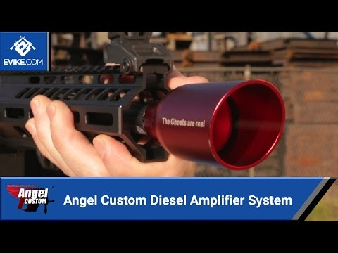 Angel Custom Diesel Amplifier System - Airsoft Evike.com