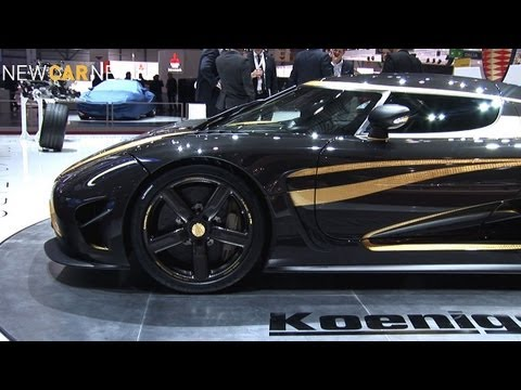 Geneva 2013 : Top 10 Sportscars