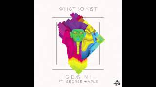 What So Not vídeo clipe Gemini (feat. George Maple)