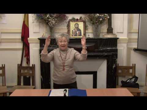 CDS Paris, 2 février 2017:  Mémorisation évangile