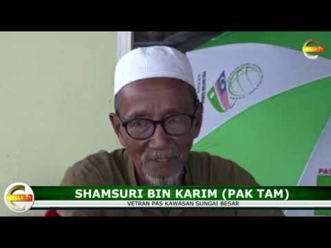#PRKSungaiBesar : Pak Tam Rayu Pengundi Luar Balik Mengundi