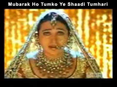 hindi film wedding songs free