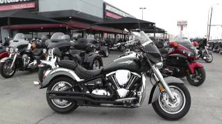 9. 012105 - 2007 Kawasaki Vulcan VN2000A - Used motorcycles for sale