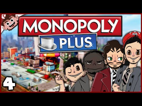 4 - Welcome to the Next Generation of Monopoly, Internet! Will ChilledChaos manage to sweep the Derps once more, or will we see a new winner?! The Derp Crew best be on their A-Game. I PLAY TO ...