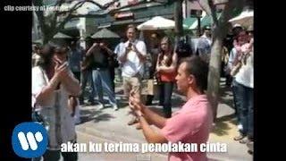 ANGKASA - Ditolak Cinta (Official Lyric Video)