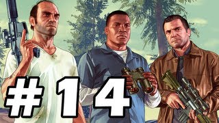 Grand Theft Auto 5 Gameplay Walkthrough Part 14 - GTA 5