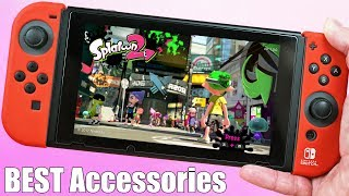 The Nintendo Switch is an incredible console and there are a ton of accessories out there for it! Here are some of my favorite to date!SUBSCRIBE for new videos every week - http://goo.gl/vXDVqTFind more on my website - http://www.stingrayfilms.com/Check out the Switch accessories featured in this video!PDP Joy-Con Gel Guards - http://a.co/0Bn1VwFamFilm Tempered Glass Screen Protector - http://a.co/20z8J3WDOUBI Hard Shell Carrying Case - http://a.co/6uipt9GMoKo Aluminum PlayStand - http://a.co/33kLyVcTotalMount Switch Wall Mount - http://a.co/3oX3zTxAnker PowerCore 20100 Battery - http://a.co/2dHrHQyCheck out my second channel RaydiatorTVhttp://www.youtube.com/raydiatortv--------------------------------------Stay Connected 24/7➸ Portfolio - http://www.raymondstrazdas.com/➸ Facebook - http://on.fb.me/q46CIp➸ Twitter - http://twitter.com/raystrazdas (@raystrazdas)➸ Instagram - http://goo.gl/C1eWyp➸ Vine - http://goo.gl/XVZhqj➸ Snapchat - https://goo.gl/eIWxPq (raystrazdas)➸ Flickr - http://bit.ly/raysflickr➸ Amazon - http://amzn.to/1Qgs6NH--------------------------------------My Camera Gear, Video Equipment & Wish List➸ Gear - http://amzn.to/1SMdhnO➸ Wish List - http://amzn.to/1Vv8fT0Thanks for watching and subscribing!