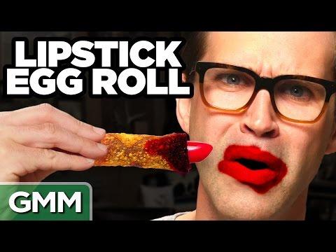 11 • E62___  _    Will It Egg Roll? Taste Test