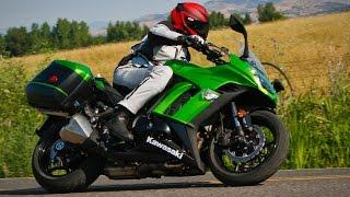 8. 2014 Kawasaki Ninja 1000 - Sport-Touring Shootout Part 3 - MotoUSA