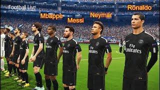 Video C.RONALDO and L.MESSI going to PSG? | Manchester City vs PSG | UEFA champions league UCL | PES 2018 MP3, 3GP, MP4, WEBM, AVI, FLV Mei 2019