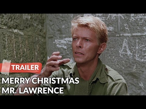 Merry Christmas Mr. Lawrence 1983 Trailer HD | David Bowie