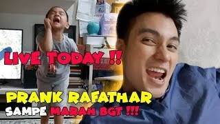Video AKHIRNYA RAFATHAR KENA PRANK !! #SAHUR WITH BAPAU # 23 MP3, 3GP, MP4, WEBM, AVI, FLV Juni 2019