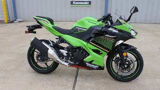 3. Mainland's look at the 2020 Kawasaki Ninja 400 KRT Edition